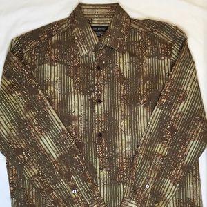 Jhane Barnes Button down Shirt Size Medium